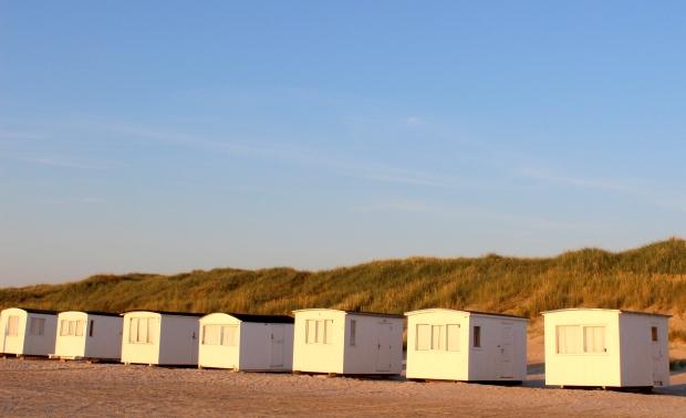 beach houses Løkken