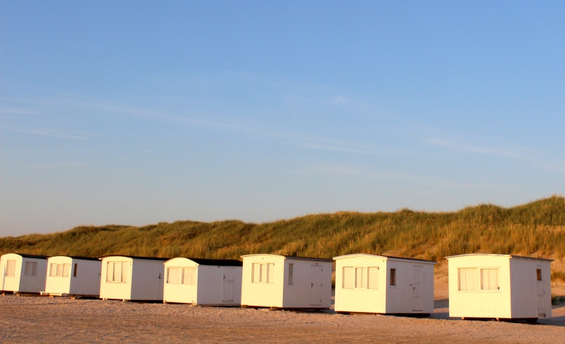 beach houses Løkken