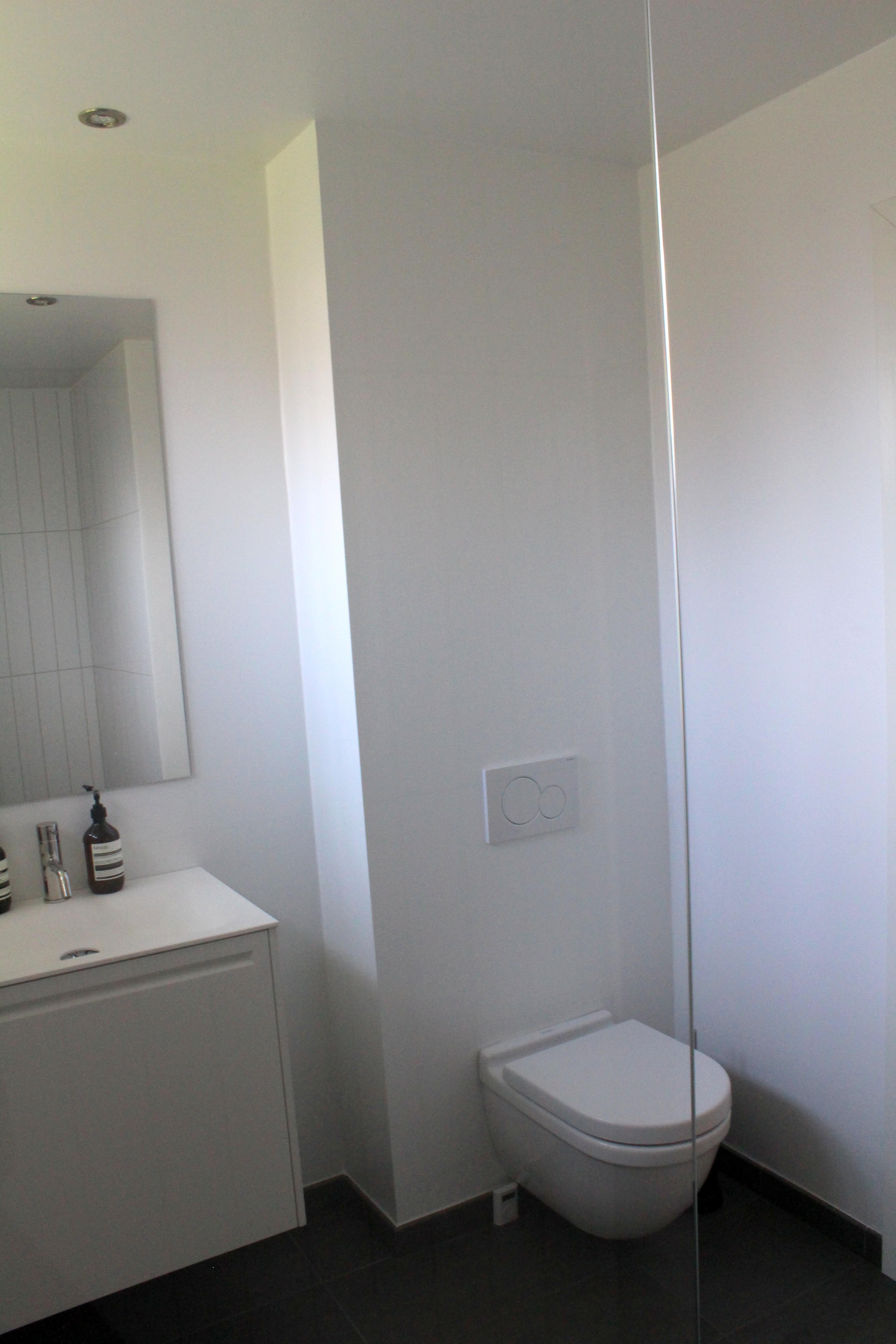 Interior minimalistisk
