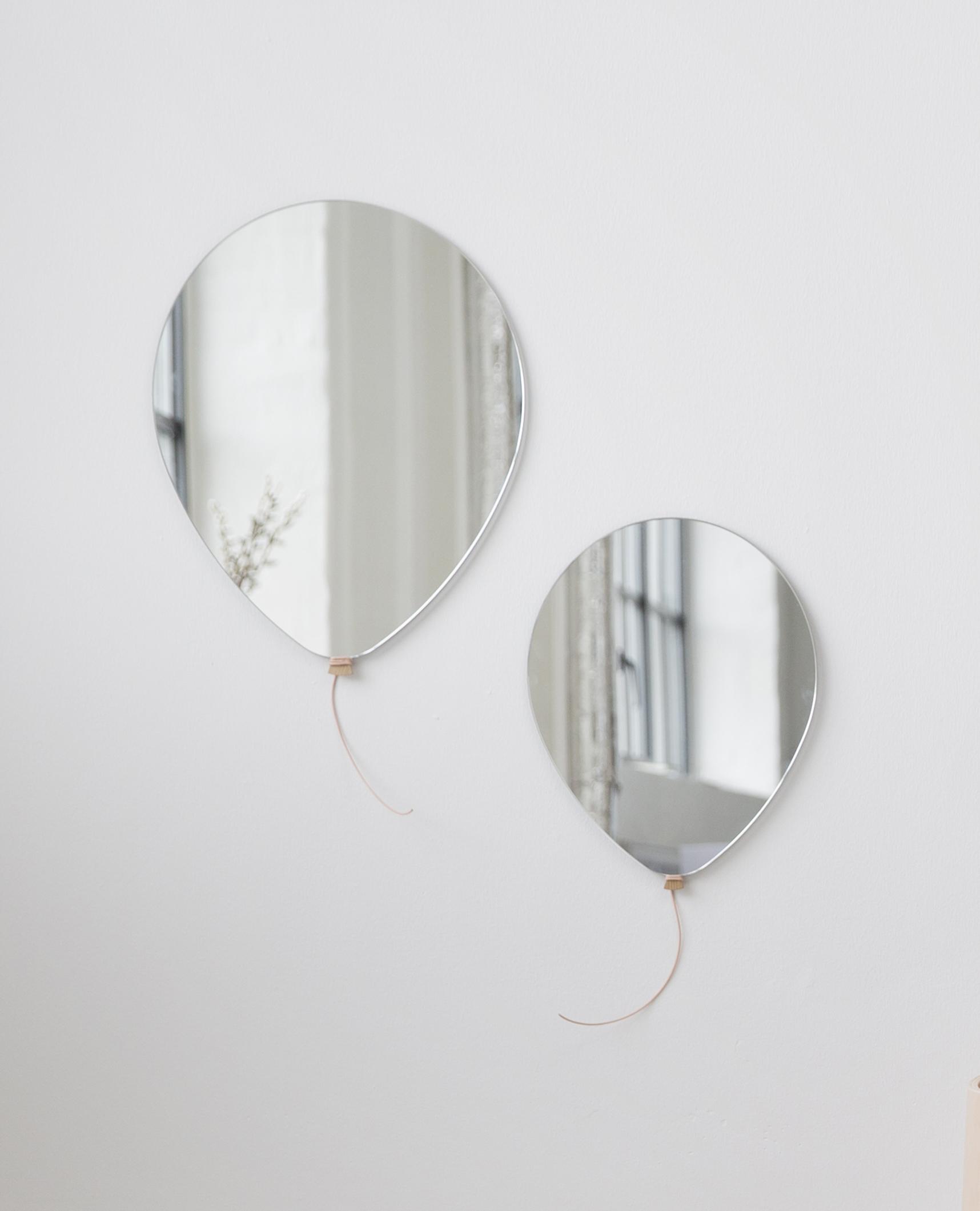 balloon-mirrors
