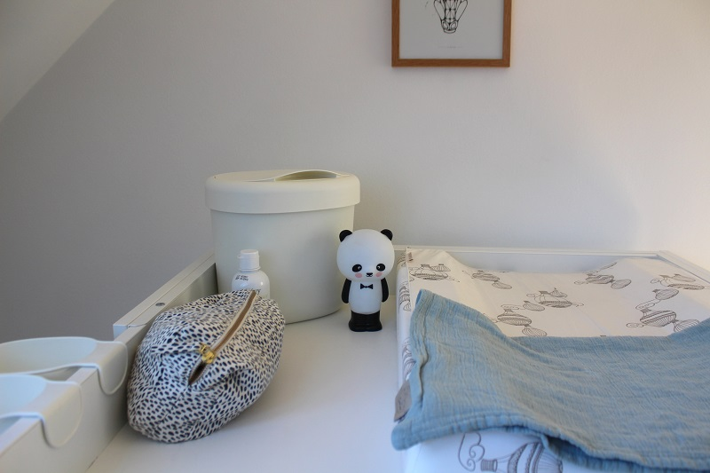 Eef lillemor panda natlampe